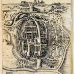 Stadt Eilenburg und Ilburg, 1696