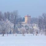 Wasserburg Etzoldshain, Bergfried