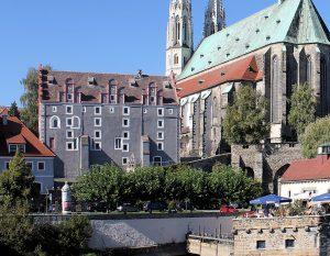 Freihof oder Burg Görlitz