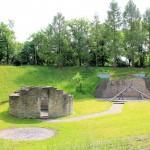 Wiprechtsburg Groitzsch, Rudkapelle und Wohnturm