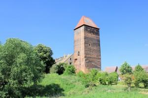 Gruna, Wasserburg