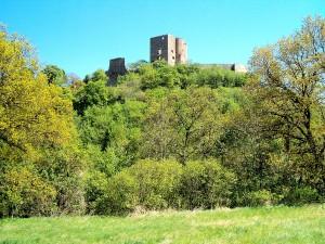 Harkerode, Burg Arnstein