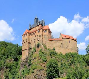 Höfchen, Burg Kriebstein