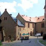 Höfchen, Burg Kriebstein, Burghof
