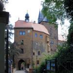 Höfchen, Burg Kriebstein, Torhaus