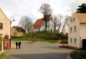 Höfgen, Burgberg