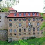 Wasserburg Kapellendorf, Prinzessinenbau