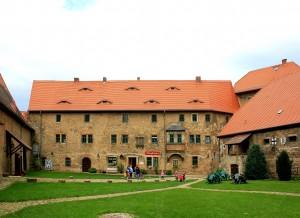 Liebstedt, Wasserburg