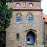 Wasserburg Liebstedt, Torhaus