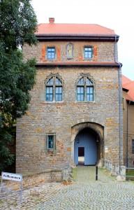 Sind die Türen geschlossen auf der Ordensburg Liebstedt?