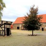 Wasserburg Liebstedt, Wirtschaftshof