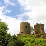 Niederlauterstein, Burg