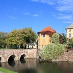 Ostrau, Wasserburg