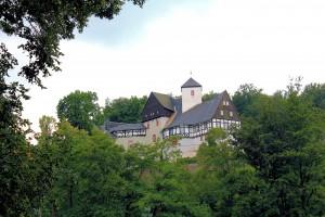 Rauenstein, Burg