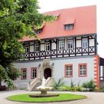 Burg Rauenstein, Burghof