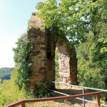 Ringethal, Burg Lewenhain (Ringethaler Raubschloss)