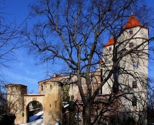 Scharfenberg, Burg