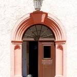 Burg Scharfenstein, Sitznischenportal