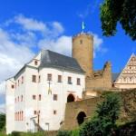 Burg Scharfenstein, Ansicht von Süden