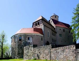 Schönfels, Burg Altschönfels