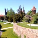 Tangermünde, Burg