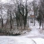 Teuchern, Burgberg