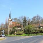 Wahren, Wallburg