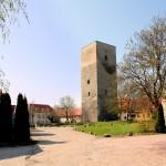 Burg Wanzleben, Bergfried