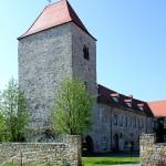Burg Wanzleben, Torturm