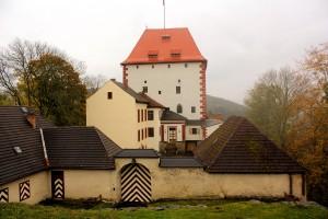 Ziegenrück, Burg (Kemenate)