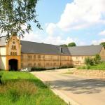 Rittergut Cannewitz, Wirtschaftsgebäude