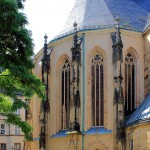 Chor der Ev. Jakobikirche