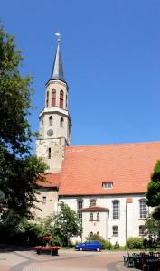 Coswig/Anhalt, Kirche St. Nikolai