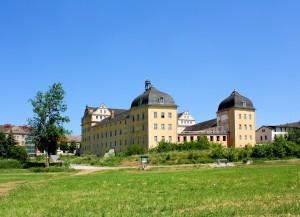 Coswig/Anhalt, Schloss
