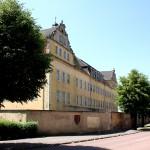 Coswig/Anhalt, Schloss, Nordansicht