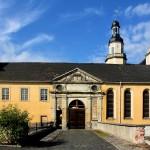 Coswig/Anhalt, Schlosstor