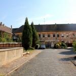 Coswig/Anhalt, Schloss, Wirtschaftshof
