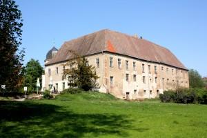 Dieskau, Schloss