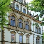 Döcklitz, Gutshof Hagengut, Mittelrisalit