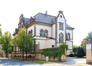 Döcklitz, Gutshof Hagengut, Ansicht von Westen
