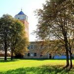 Eilenburg, Ilburg, Wehrturm und Amtshaus