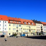 Marktplatz in Eilenburg