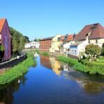 Eilenburg, am Mühlgraben