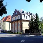 Eilenburg, Villa an der Wilhelm-Raabe-Straße
