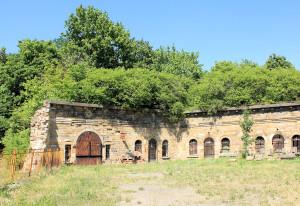 Festung Torgau, Bastion VIII