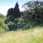 Festung Torgau, Erdwerk der Lünette Werdau