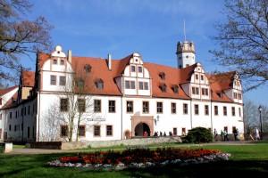Schloss Forderglauchau in Sachsen
