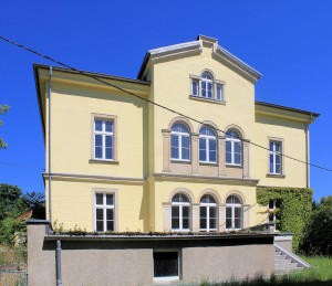 Rittergut Görlitz, Herrenhaus