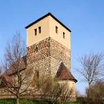 Görschen, Kirche St. Crucius