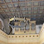 Görschen, Kirche St. Crucius, Orgel